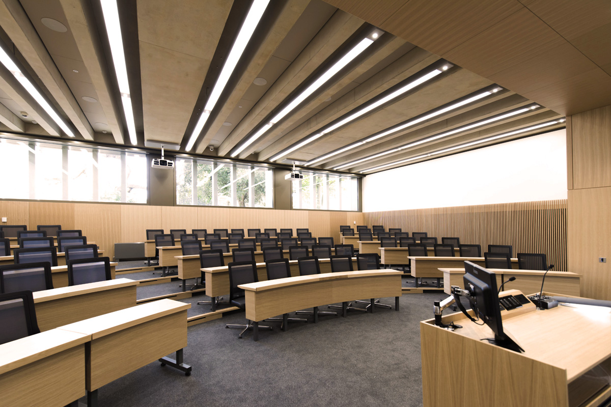 Simon Sainsbury Centre Lecture Theatre